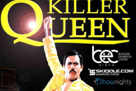 Stonegate - Killer Queen Tickets  - Save 0%