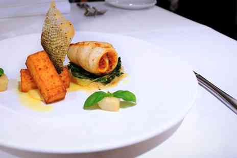 Montmartre Restaurant Francais - Two Course French Meal for Two or Four - Save 52%