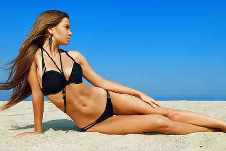 Spa Inc - Bikini and Underarm Wax with Half or Full Leg Wax  - Save 0%
