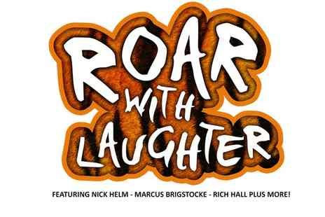 THE ZOOLOGICAL - Ticket to Roar with Laughter  - Save 20%