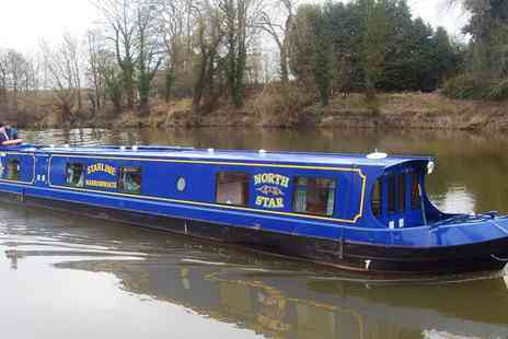 Starline Narrowboats - Three or Four Night Boat Hire  - Save 34%