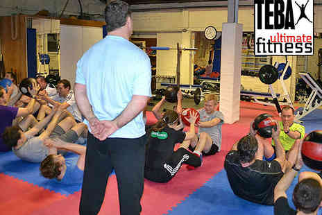 TEBA Ultimate Fitness - Ten TEBA Ultimate Fitness Classes for One  - Save 52%
