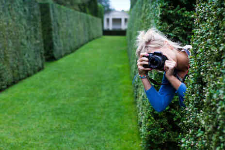 Frui - 3.5 Hour Beginners DSLR Photography Course for One   - Save 0%