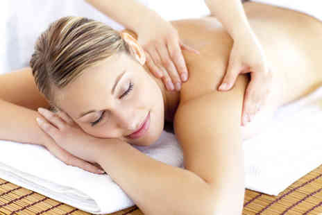 Beauty By Yasmin - 30 minute Swedish back, neck and shoulder massage, 60 minute full body massage - Save 54%