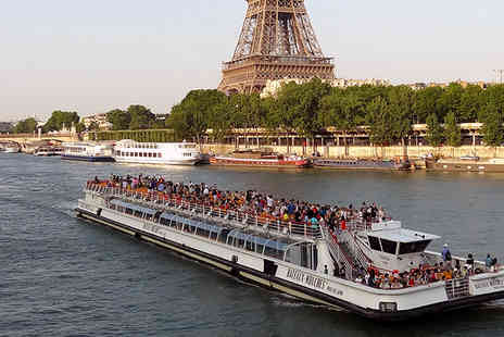 ShortBreaks - Day Trip to Paris with Eurostar Tickets, River Seine Cruise and Chocolate Museum - Save 0%