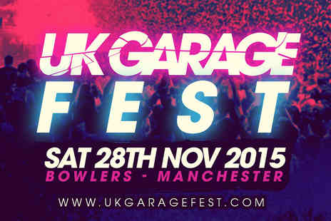 Stonegate - Ticets to UKG Fest Featuring DJ Luck and MC Neat - Save 0%