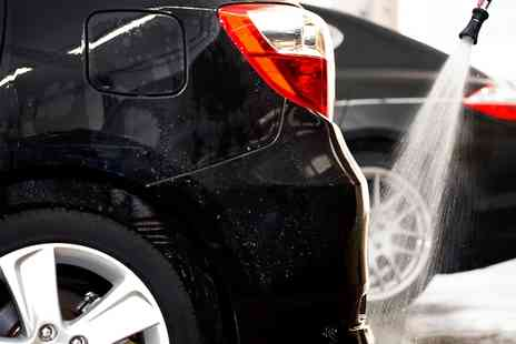 Splash Autocare - Mini Valet or Wax Service  - Save 43%