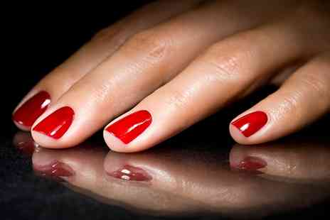 Nails by Madeline -  45 Minute Luxury Manicure with Hand Massage  - Save 0%
