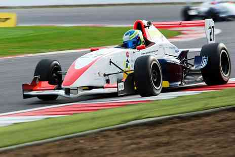 SWB Motorsport - Formula Renault Race Car Driving Experience  - Save 50%