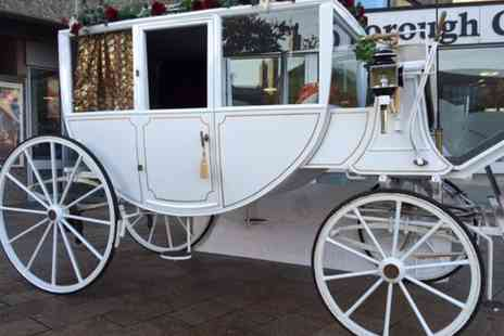 Kent Carriage Horses - Carriage Experience For Two - Save 50%