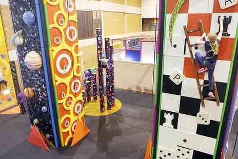 North County Leisure - Vertigo Adventure Climbing for Up to Four Children and Two Adults - Save 33%