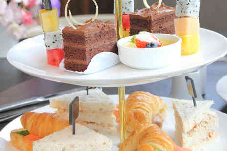 Hilton Leicester Hotel - Traditional Afternoon Tea for Two - Save 24%