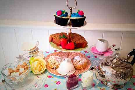 Buttercream Bakery - Cake Lovers Sweet Afternoon Tea - Save 44%