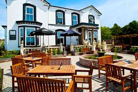 The Metro Southport - One or Two Nights stay For Two With Breakfast and Afternoon Tea  - Save 51%