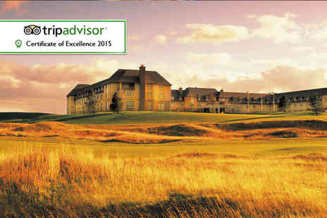 Fairmont St Andrews - Spa day including a 55 minute treatment and glass of Prosecco - Save 44%