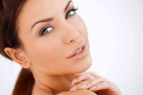 Sharmi Joseph - Lip plumping dermal filler treatment  - Save 68%