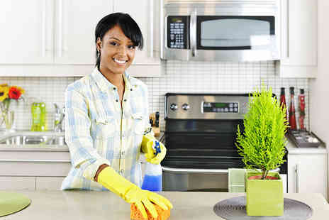 The For You Company - Domestic cleaning in six rooms - Save 36%