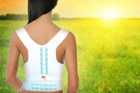 121 Mart - Unisex posture corrective therapy support - Save 76%