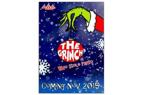 The Touring Big Top Company - Ticket to  The Grinch That Stole Panto Musical - Save 50%