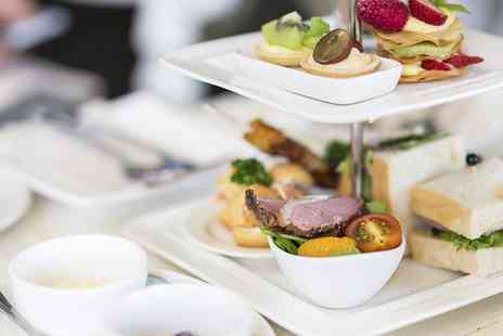 Britannia Hotel - Afternoon Tea with Optional Sparkling Wine for Two - Save 0%