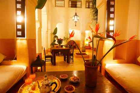 Riad Swaka - One night Stay For two With Breakfast And Hammam With Options For Dinner, Tour And Cooking Lesson - Save 0%