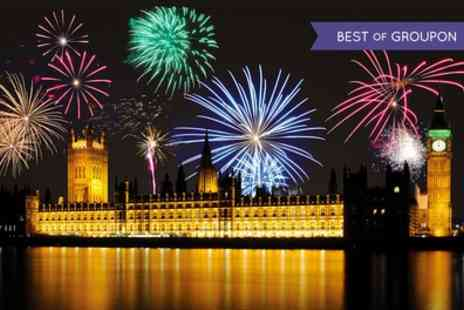Newmarket Holidays - New Years Eve London Two Night Half Board Four Star Accommodation and Thames River Cruise With Coach Transfers and Disco - Save 0%