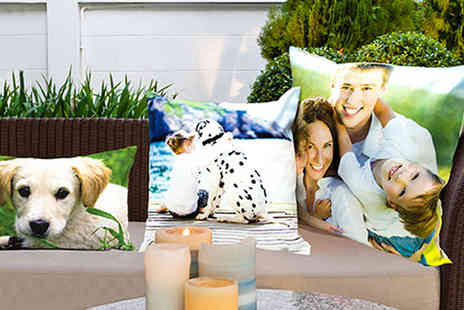 Dip Into - Personalized Photo Cushion - Save 50%