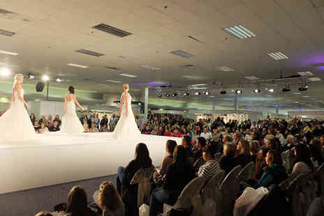 Perfect Wedding Show - Ticket to the Perfect Wedding Show - Save 50%