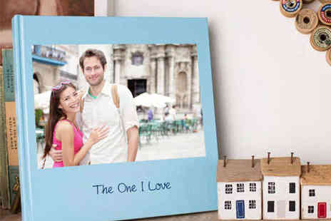 Huggler - 100 Page Hardcover Photo Book - Save 58%