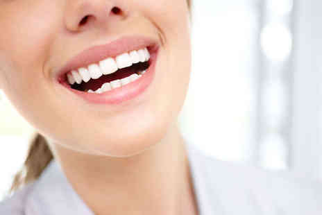 All Saints Dental Clinic - Clear Fixed Braces with X Ray and Dental Exam for One - Save 70%