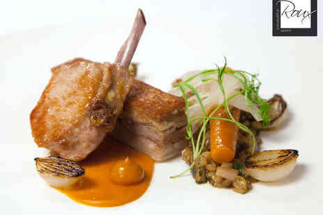 Roux at Parliament Square - Four Course Tasting Menu for Two  - Save 0%