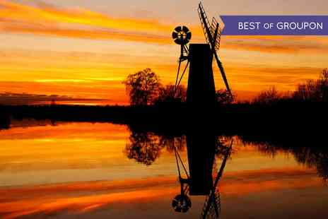 Sutton Staithe Hotel - Norfolk Broads 2 or 3 Nights For Two With Breakfast - Save 0%