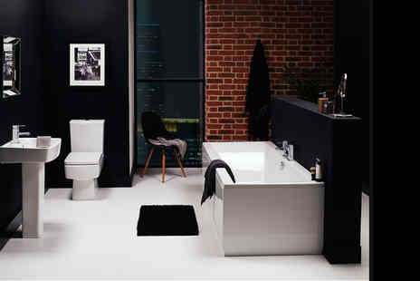 Jacob Dylan - Luxury bathroom with bath or shower - Save 57%