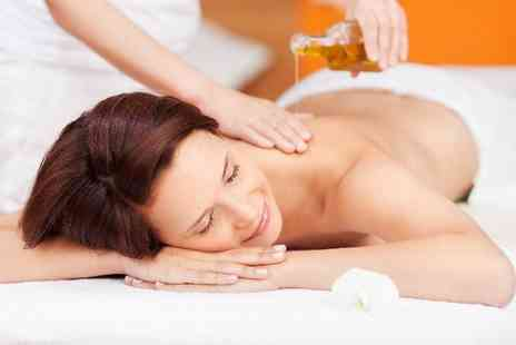 Balanced Lifestyle - 60 minute tailor made massage - Save 63%