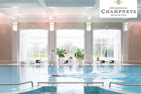 Champneys Henlow - Spa Day with Breakfast, Treatment, and Three-Course Lunch for One - Save 0%