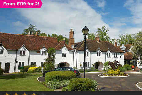 The Barns Hotel - Two night stay for two  in Bedford - Save 0%