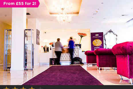 Harlequin Hotel - One night stay for two Castlebar - Save 0%