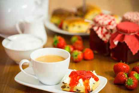 McCormicks Cafe Espresso - Afternoon Tea for Two or Four  - Save 0%