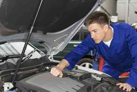 County Garage - Winter Car Check with Optional MOT   - Save 0%