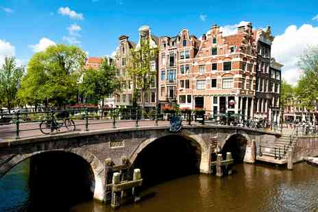 Marriott Amsterdam Airport -  Amsterdam Stay For Two Option For Breakfast or Romantic Package  - Save 32%