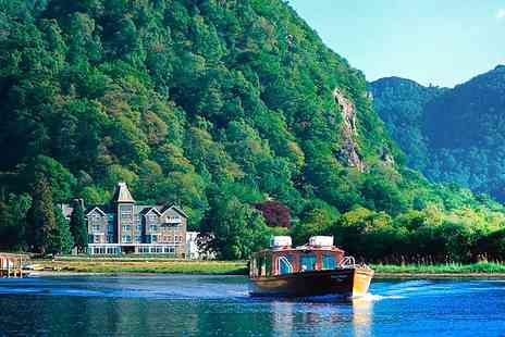 Lake District Hotels - Overnight Lake District stay Retreat with Meals - Save 53%