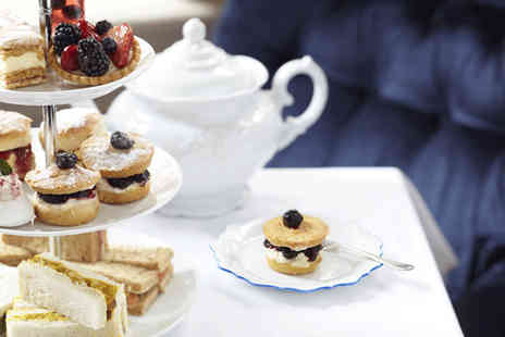 Buyagift - Deluxe afternoon tea for 2 at a choice of 18 locations nationwide - Save 0%
