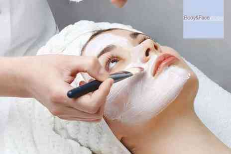 Body & Face Works - Prescription Facial or One  Microdermabrasion Facials - Save 67%