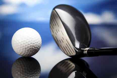 Garry Moore Golf - Golf Range Lessons - Save 56%