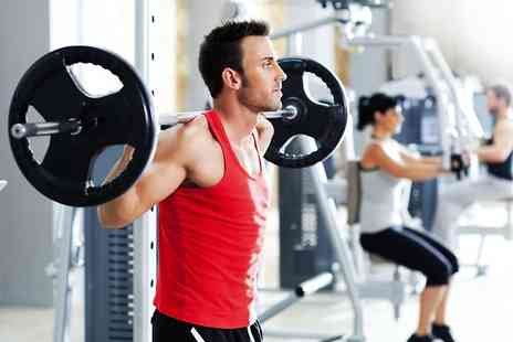 Carrefour Health Club - Ten Gym and Pool Passes For One or Two - Save 84%