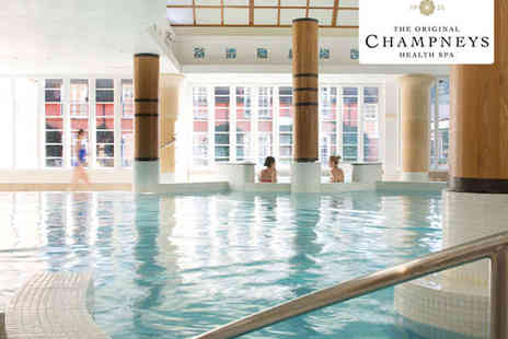 Champneys Forest Mere - Overnight Spa Package for One  - Save 0%
