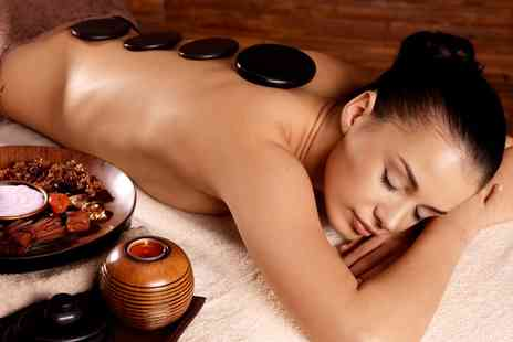 So Be Hair & Beauty - Hot Stone Massage or Facial  or Both  - Save 36%