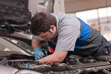 Quills Motor Centre - 54 Point Service Including Oil Change or Diagnostic Check  - Save 61%