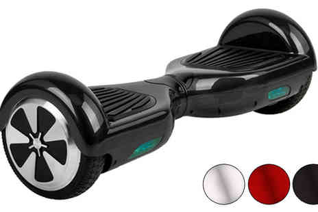HK J and Y International Trading  - Smart Wheel Self Balancing Electric Scooter - Save 42%