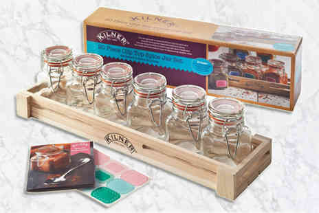 Hungry Bazaar - Kilner 20 Piece 70ml Spice Jar Gift Set - Save 48%